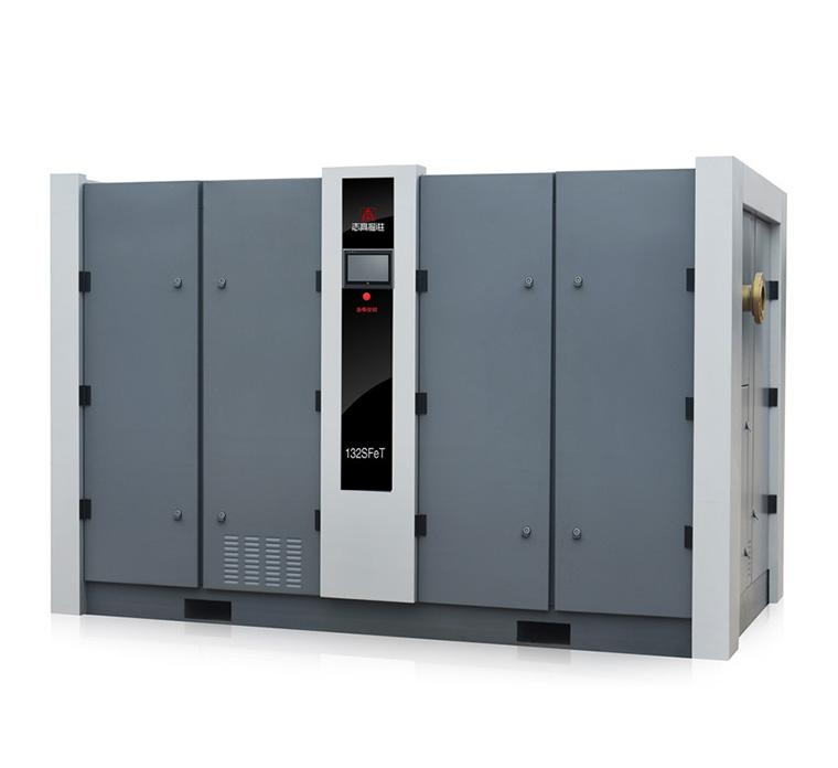 昌吉SFT两级压缩节能螺杆空压机