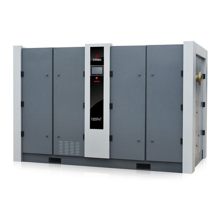Yabo下载SFT两级压缩节能螺杆空压机